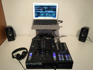 Dj Laptop und Controller ohne Soundkarte