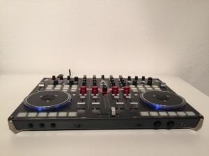 dj controller mit soundkarte