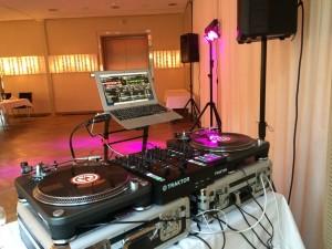 DJ Laptop mit DVS System